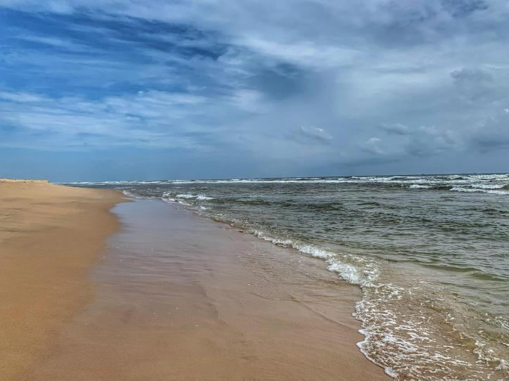 5 things to do in Pondicherry - Paradise beach