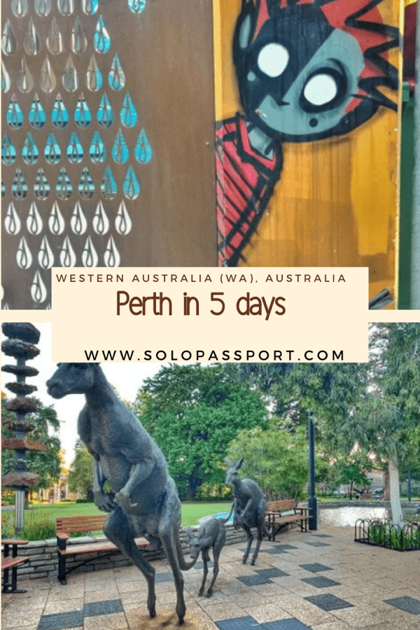 Perth in 5 days