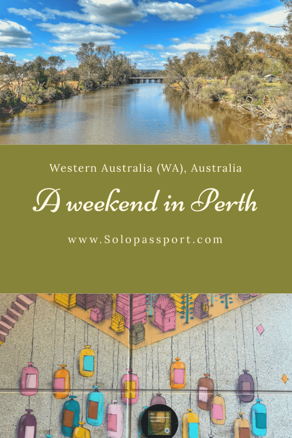 A weekend in Perth