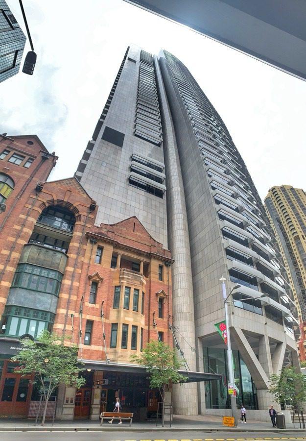 Grosvenor Place Sydney