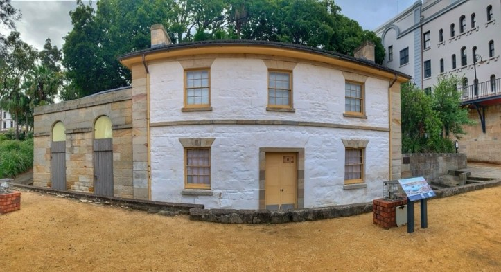Cadmans Cottage - Colony History Walk - The Australian Hotel to Dawes Point