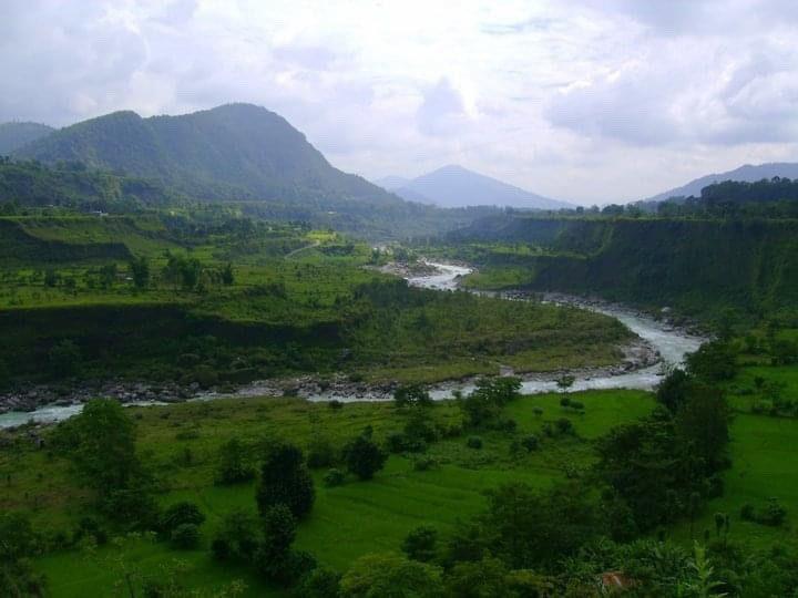 10 days backpacking in Nepal Pokhara