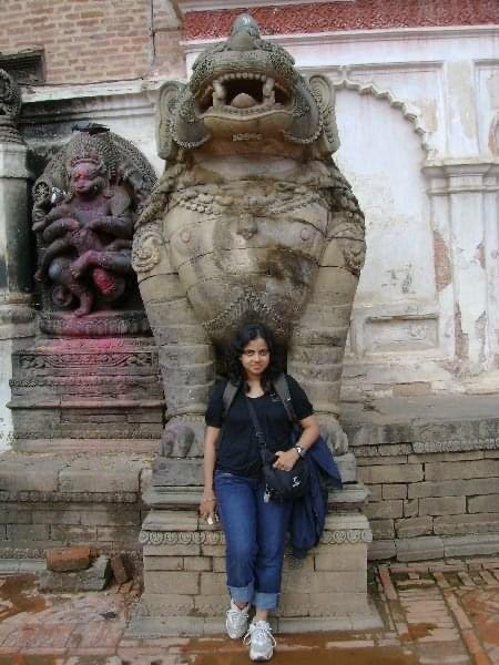 10 days backpacking in Nepal Bhaktapur