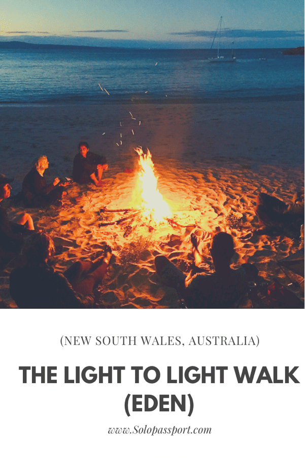 PIN for later reference - Complete guide to Light to Light walk