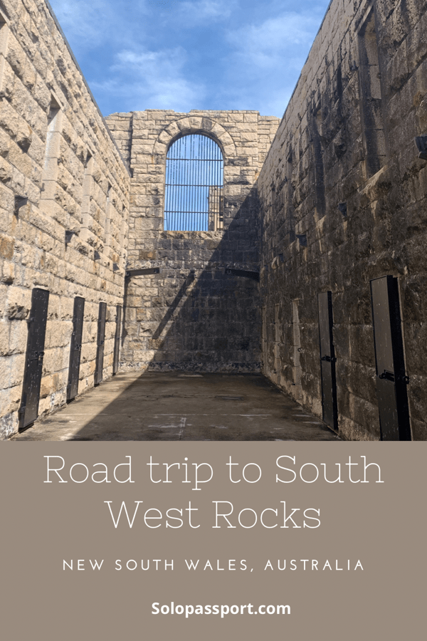 PIN for later reference - Road trip to South West Rocks