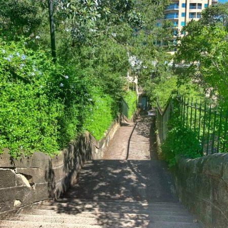 Sydney History Walk at the Rocks
