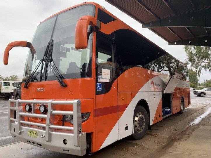 Broken Hill to Dubbo