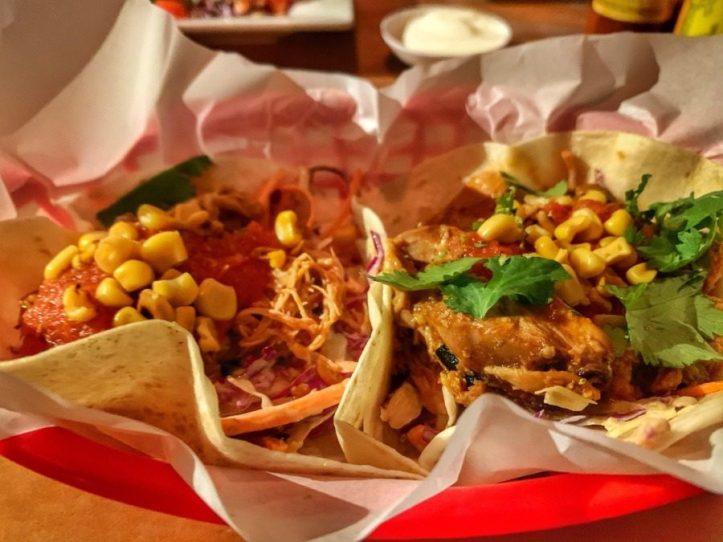 Tacos at Miss Margarita