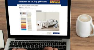 Selector de color Jotun