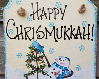 Happy Chrismukkah And Happy New Year See You In 2017