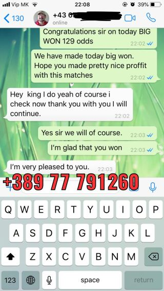 double fixed matches proof solobet prediction