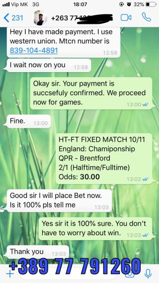 ht ft fixed game won 10 11