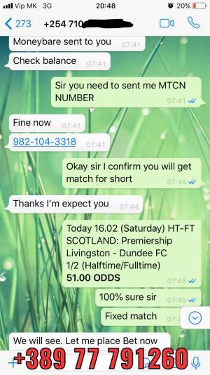 ht ft fixed games 50 odd won