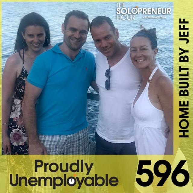 596 Building A Youtube Channel From Scratch With Jeff Miklem Home Built By Jeff