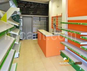 Alicante,Alicante,España,1 BañoBathrooms,Local comercial,15259