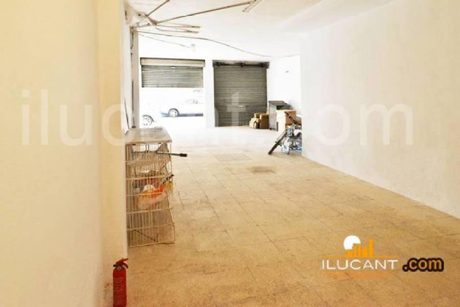 Alicante,Alicante,España,1 BañoBathrooms,Local comercial,15266