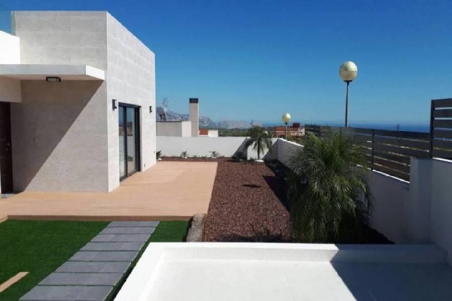 Polop,Alicante,España,3 Bedrooms Bedrooms,2 BathroomsBathrooms,Casas,16144