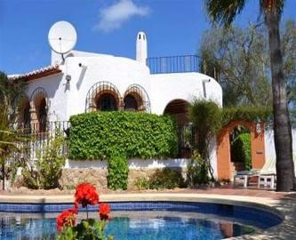 Javea-Xabia,Alicante,España,2 Bedrooms Bedrooms,2 BathroomsBathrooms,Chalets,16772