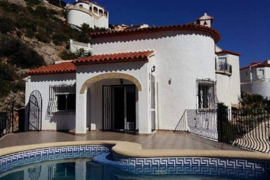 Pedreguer,Alicante,España,2 Bedrooms Bedrooms,2 BathroomsBathrooms,Chalets,16787