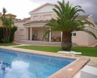 Dénia,Alicante,España,4 Bedrooms Bedrooms,4 BathroomsBathrooms,Chalets,16829