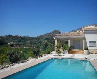 Beniarbeig,Alicante,España,5 Bedrooms Bedrooms,4 BathroomsBathrooms,Chalets,16832