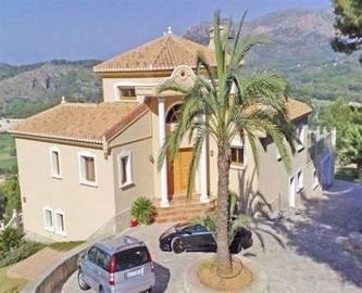 Pedreguer,Alicante,España,6 Bedrooms Bedrooms,5 BathroomsBathrooms,Chalets,17291