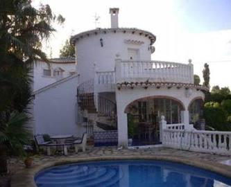 Dénia,Alicante,España,6 Bedrooms Bedrooms,6 BathroomsBathrooms,Chalets,17307