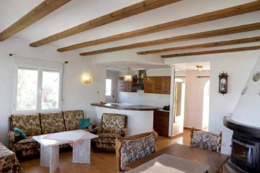 Dénia,Alicante,España,3 Bedrooms Bedrooms,2 BathroomsBathrooms,Chalets,17377
