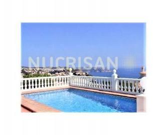 Benitachell,Alicante,España,3 Bedrooms Bedrooms,2 BathroomsBathrooms,Chalets,17709