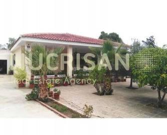San Vicente del Raspeig,Alicante,España,3 Bedrooms Bedrooms,2 BathroomsBathrooms,Chalets,17713