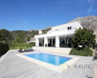 Altea,Alicante,España,5 Bedrooms Bedrooms,4 BathroomsBathrooms,Chalets,17821