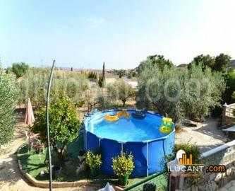 Mutxamel,Alicante,España,3 Bedrooms Bedrooms,2 BathroomsBathrooms,Chalets,17859