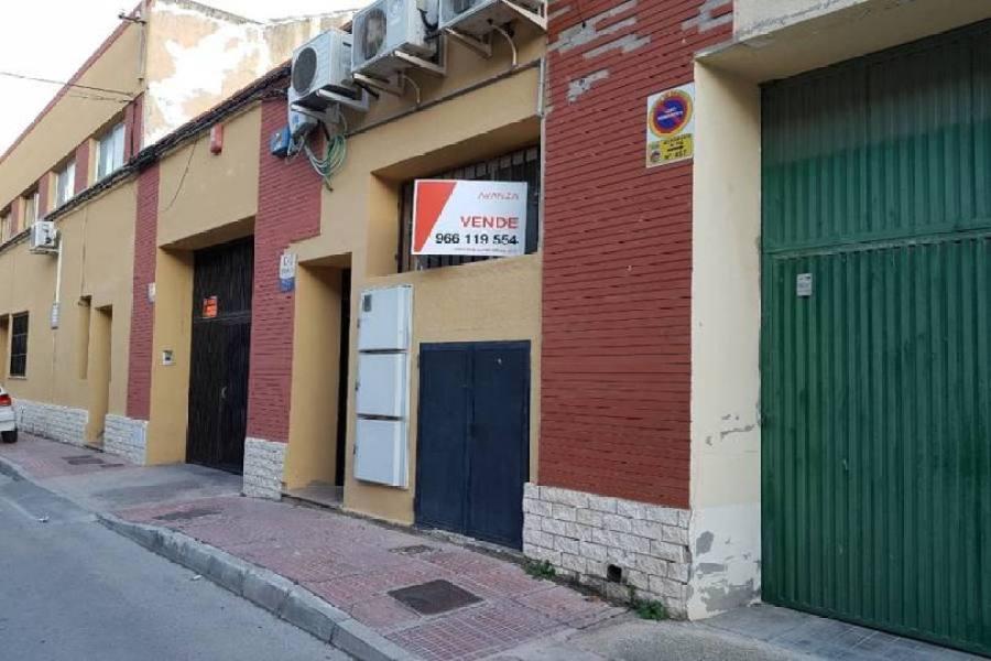 Sax,Alicante,España,2 BathroomsBathrooms,Nave industrial,17897