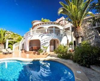 Moraira,Alicante,España,3 Bedrooms Bedrooms,2 BathroomsBathrooms,Chalets,18073