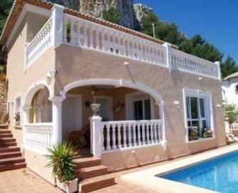 Calpe,Alicante,España,3 Bedrooms Bedrooms,1 BañoBathrooms,Chalets,19505