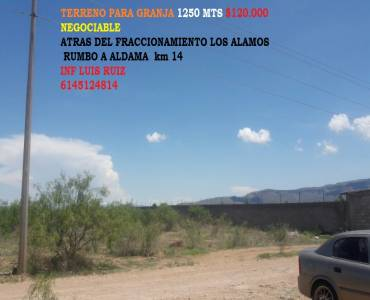 Chihuahua,Chihuahua,México,Lotes-Terrenos,2930