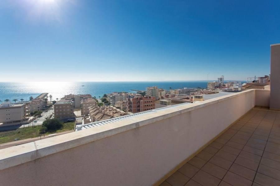 Santa Pola,Alicante,España,3 Bedrooms Bedrooms,2 BathroomsBathrooms,Atico,22381