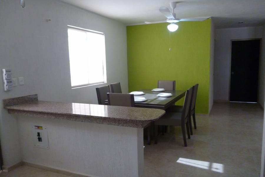 Mérida,Yucatán,México,3 Habitaciones Habitaciones,3 BañosBaños,Casas,51B Las Americas,3051