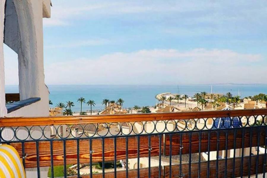 Santa Pola,Alicante,España,2 Bedrooms Bedrooms,2 BathroomsBathrooms,Apartamentos,25360
