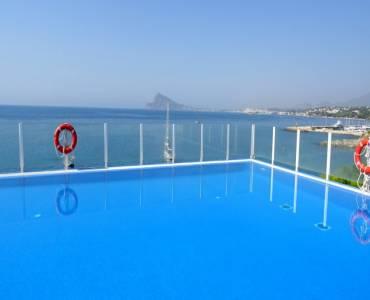 Altea,Alicante,España,2 Bedrooms Bedrooms,2 BathroomsBathrooms,Atico,25672