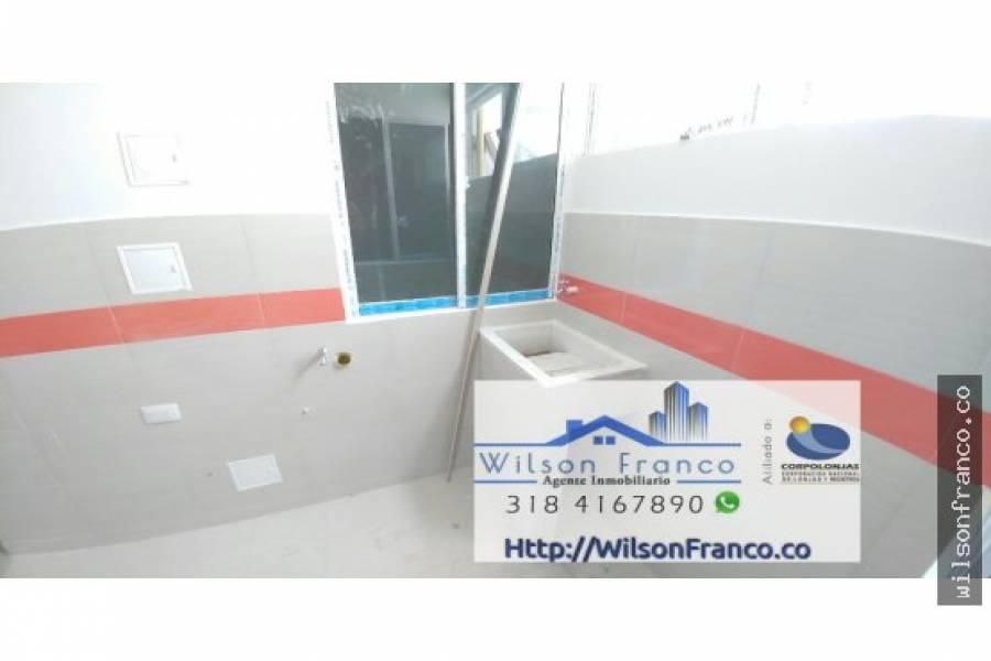 Cartagena de Indias,Bolivar,Colombia,3 Bedrooms Bedrooms,2 BathroomsBathrooms,Apartamentos,3417