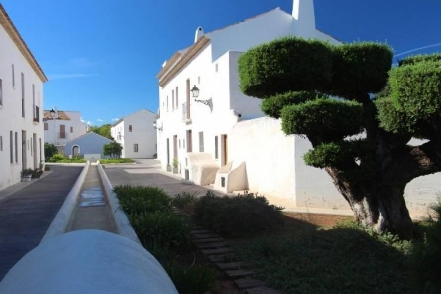 La Xara,Alicante,España,4 Bedrooms Bedrooms,3 BathroomsBathrooms,Adosada,28842