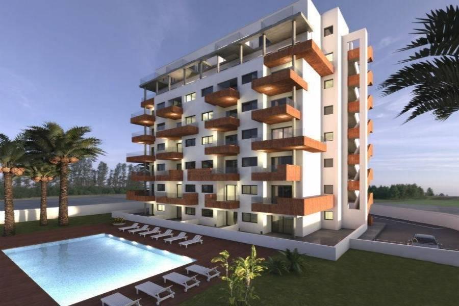 Guardamar del Segura,Alicante,España,2 Bedrooms Bedrooms,2 BathroomsBathrooms,Atico,28860