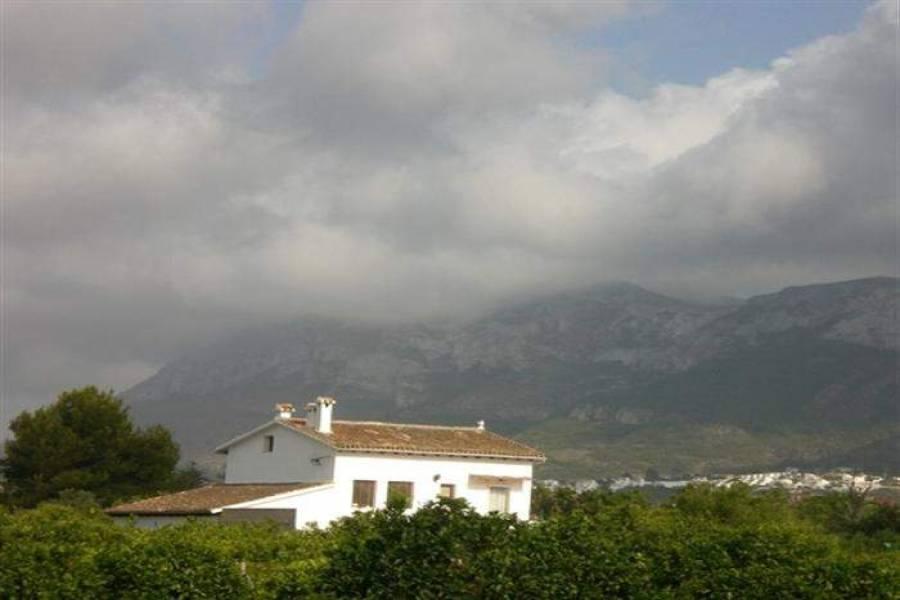 Dénia,Alicante,España,4 Bedrooms Bedrooms,3 BathroomsBathrooms,Chalets,29341