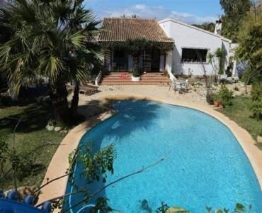 Javea-Xabia,Alicante,España,4 Bedrooms Bedrooms,3 BathroomsBathrooms,Chalets,30624