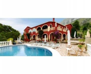 Dénia,Alicante,España,8 Bedrooms Bedrooms,9 BathroomsBathrooms,Chalets,30659