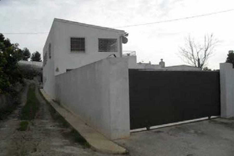 Callosa d'En Sarria,Alicante,España,6 Bedrooms Bedrooms,3 BathroomsBathrooms,Chalets,30918