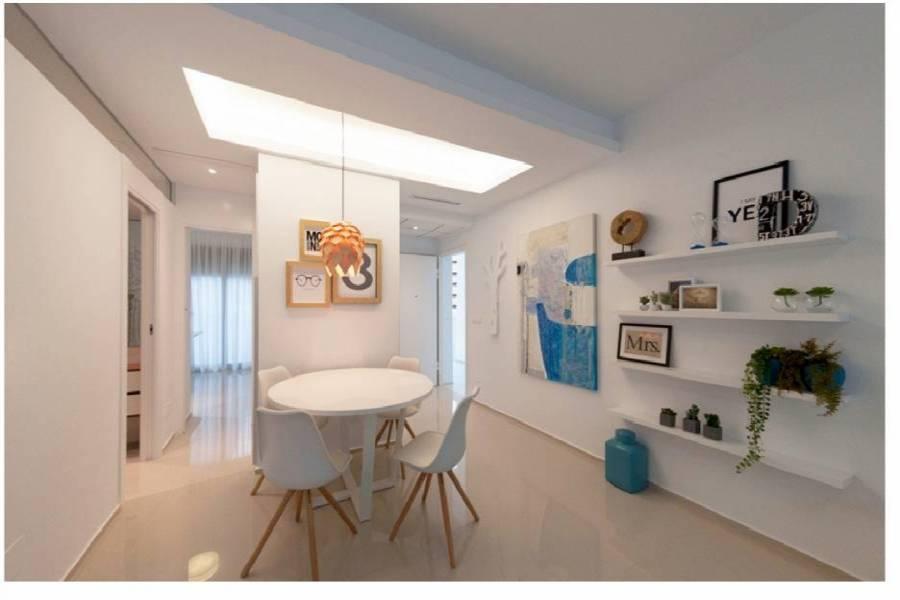 Guardamar del Segura,Alicante,España,2 Bedrooms Bedrooms,2 BathroomsBathrooms,Apartamentos,31966