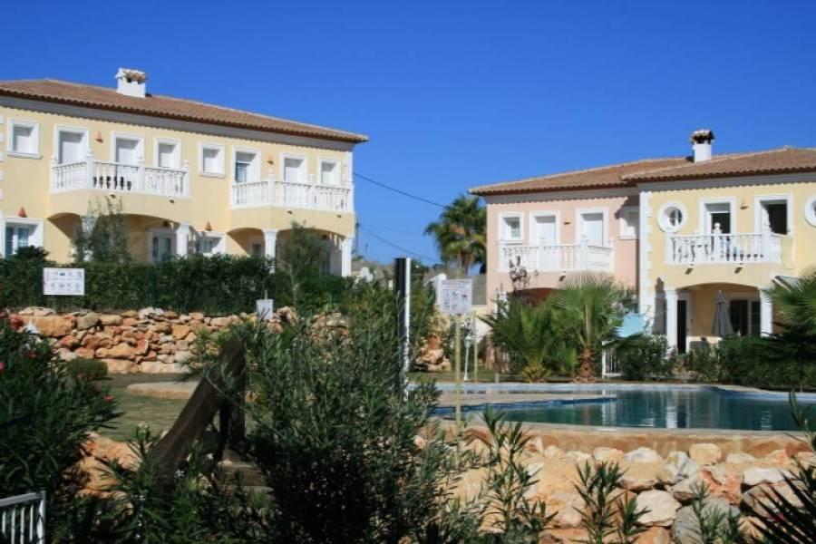 Calpe,Alicante,España,2 Bedrooms Bedrooms,2 BathroomsBathrooms,Adosada,32001
