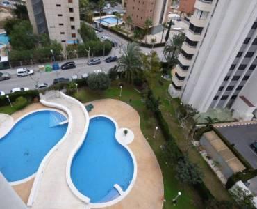 Benidorm,Alicante,España,1 Dormitorio Bedrooms,1 BañoBathrooms,Apartamentos,34511
